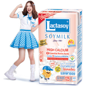 Lactasoy BNK High Calcium